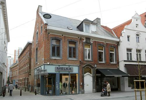 Leuven Diestsestraat 103-105