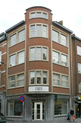 Leuven Diestsestraat 124, Louis Melsensstraat 2