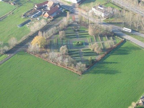 Belgische militaire begraafplaats Keiem