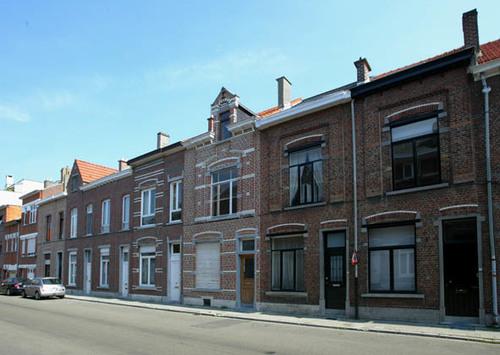 Leuven Heilige-Geeststraat 21-33