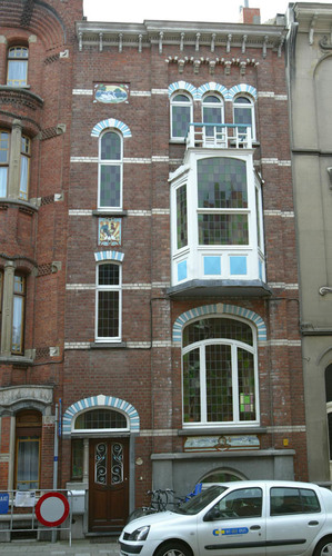 Leuven Henri Regastraat 25