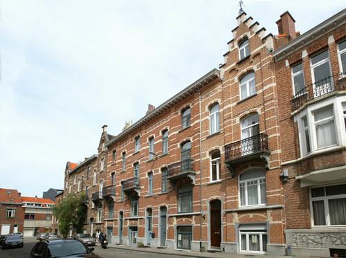 Leuven Henri Regastraat 36-50