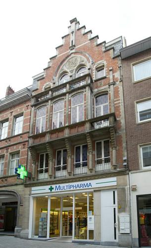 Leuven Leopold Vanderkelenstraat 4