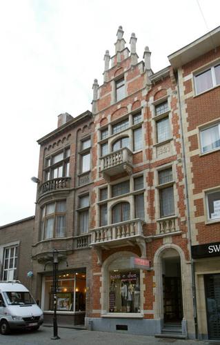 Leuven Leopold Vanderkelenstraat 24-26