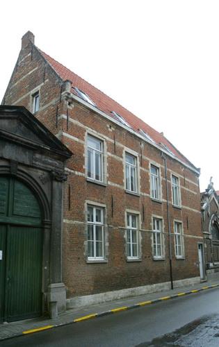 Leuven Minderbroedersstraat 50