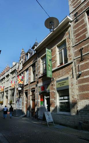 Leuven Muntstraat 5-7-7A