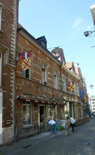 Leuven Muntstraat 20-22
