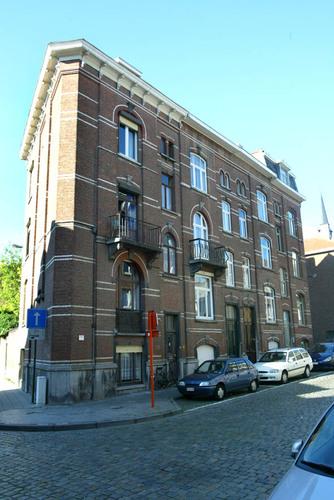 Leuven Onze-Lieve-Vrouwstraat 1-7