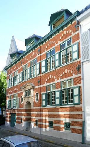 Leuven Onze-Lieve-Vrouwstraat 23
