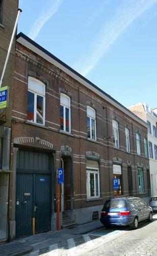 Leuven Onze-Lieve-Vrouwstraat 34-40