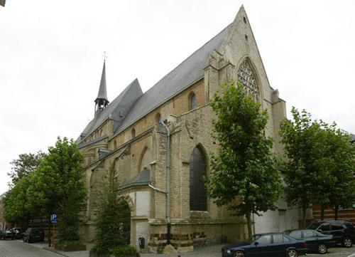 Leuven Onze-Lieve-Vrouwstraat zonder nummer