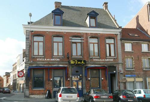 Leuven Schapenstraat 2, Pater Damiaanplein 1