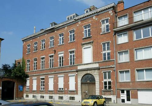 Leuven Pater Damiaanplein 10