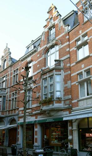 Leuven Pensstraat 3-5