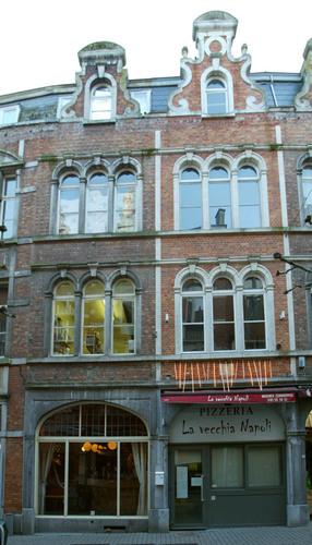 Leuven Mathieu de Layensplein 4, Pensstraat 6