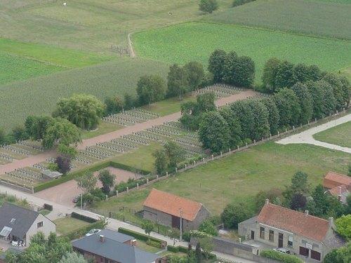 Belgische militaire begraafplaats Westvleteren