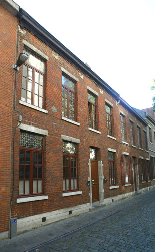 Leuven Sint-Annastraat 1-3