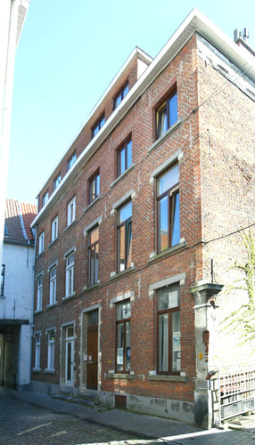 Leuven Sint-Annastraat 7-9
