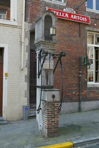 Leuven Sint-Hubertusstraat zonder nummer