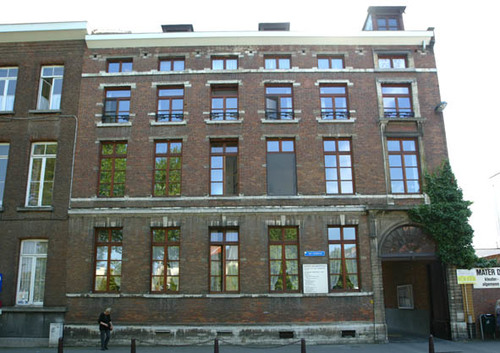 Leuven Sint-Jacobsplein 13
