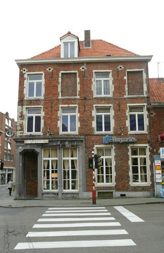 Leuven Sint-Hubertusstraat 11-13