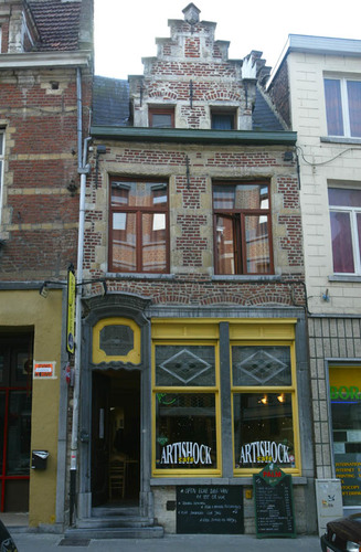 Leuven Tiensestraat 26