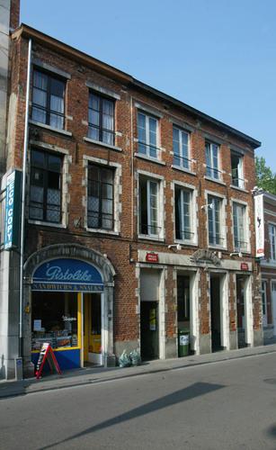 Leuven Tiensestraat 82-84