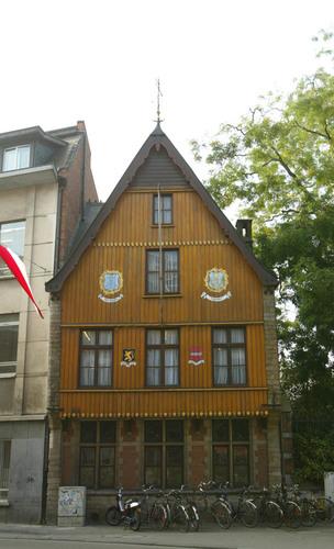 Leuven Tiensestraat 100