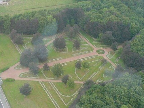 Belgische militaire begraafplaats Houthulst