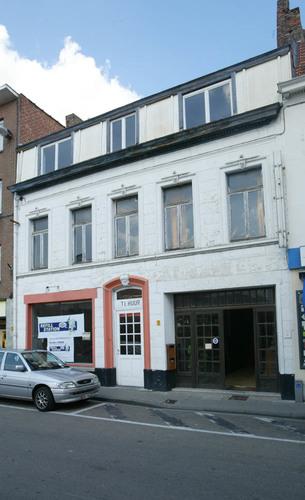Leuven Tiensestraat 155, 155C