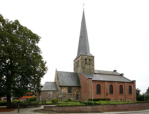 Erpe-Mere Erondegemdorp zonder nummer Sint-Pieter-in-Bandenkerk