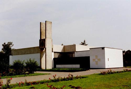 Eeklo Abdijstraat zonder nummer Sint-Jozefkerk