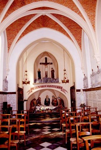 Eeklo Molenstraat Heilige Grafkapel