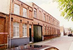 Voormalig textielbedrijf L. A.  Van Doorne-De Sutter