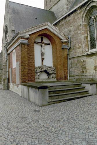 Lebbeke Wiezeplein zonder nummer Sint-Salvatorkerk