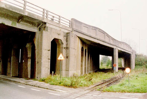 Maldegem Bogaardestraat zonder nummer Viaduct