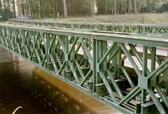 Baileybrug over Leopoldkanaal