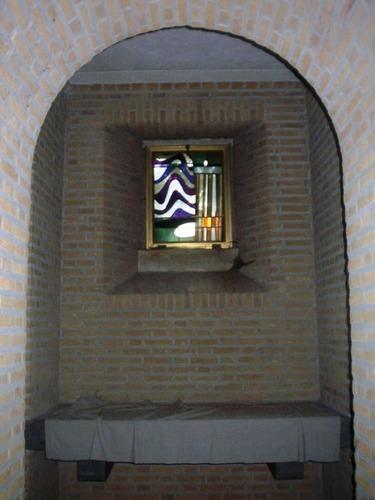 Heverlee Waversebaan 220 kerk crypte zijkapel