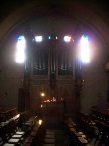 Heverlee Waversebaan 220 kerk orgel