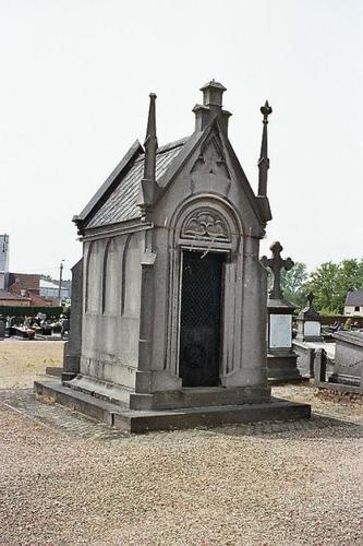 Berlare Kerkhofdreef zonder nummer Begraafplaats