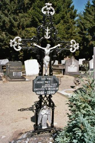 Berlare Schriekenstraat zonder nummer Begraafplaats
