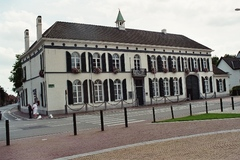 Landhuis Groot Huys met park