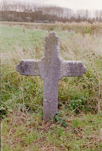 Wichelen Oud Dorp zonder nummer Kruis