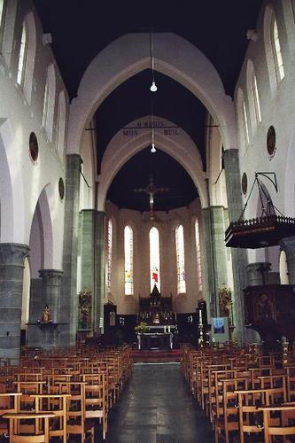 Waasmunster Sousbeekstraat 103 Ruiterskerk
