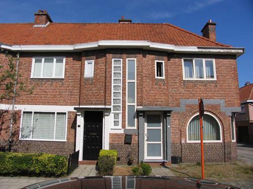Lokeren Labostraat Tuinwijkstraat