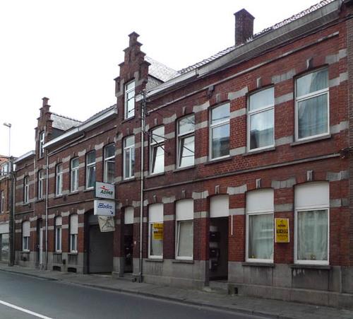 Roeselare Albrecht Rodenbachstraat 9-15