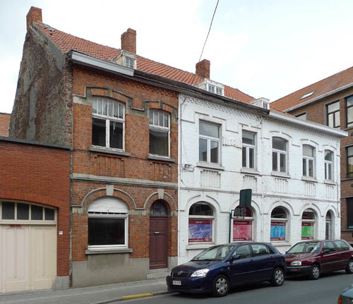 Roeselare Albrecht Rodenbachstraat 20-22
