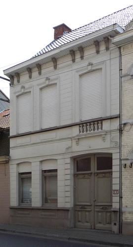 Roeselare Albrecht Rodenbachstraat 39