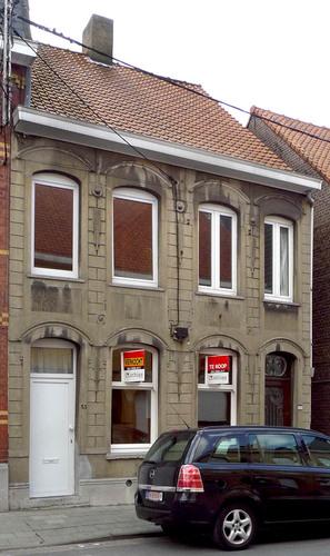 Roeselare Albrecht Rodenbachstraat 53-55