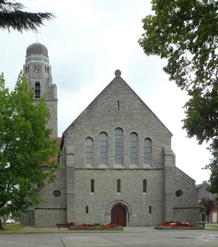 Roeselare Deken De Saegherplein zonder nummer Sint-Jozefkerk